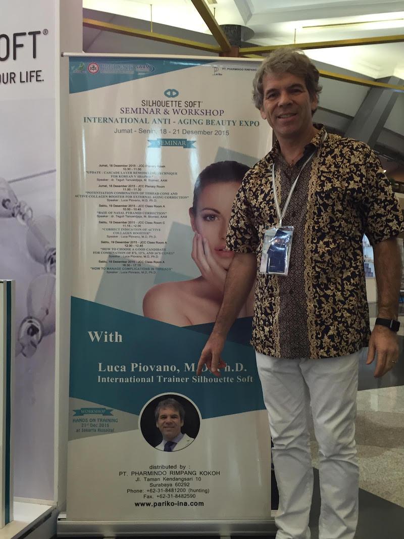 Workshop & Hands on Training Jakarta [Dec  21, 2015] • Prof  Luca