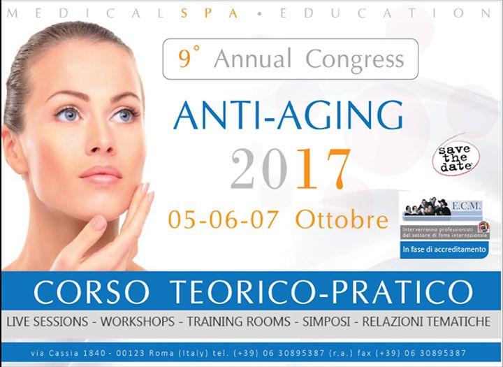 Corso Teorico Pratico AntiAging