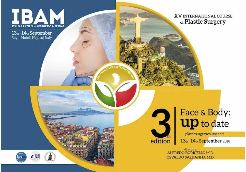 ITALO-BRAZILIAN AESTHETIC MEETING 2018