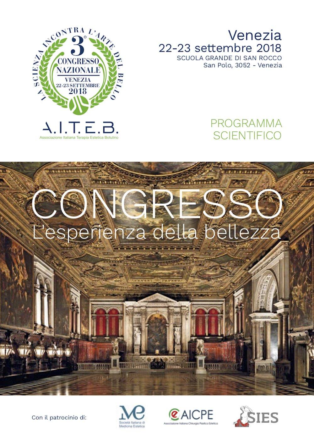 3° Congresso Nazionale AITEB 1