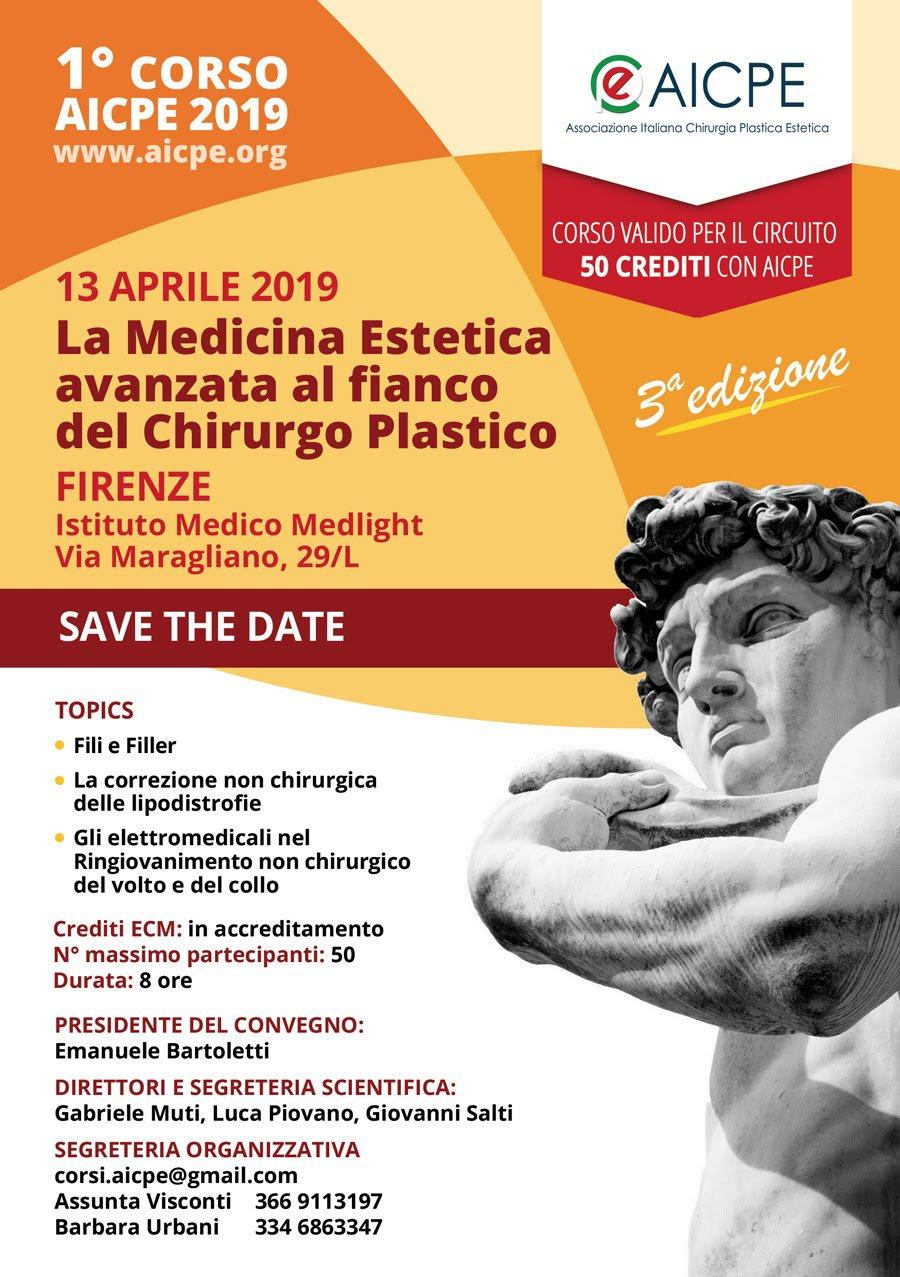 1° Corso AICPE 2019