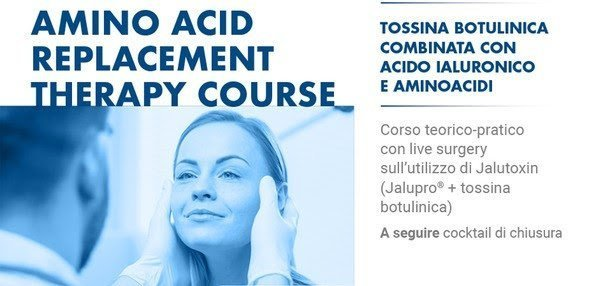 amino acid replacement therapy course 1